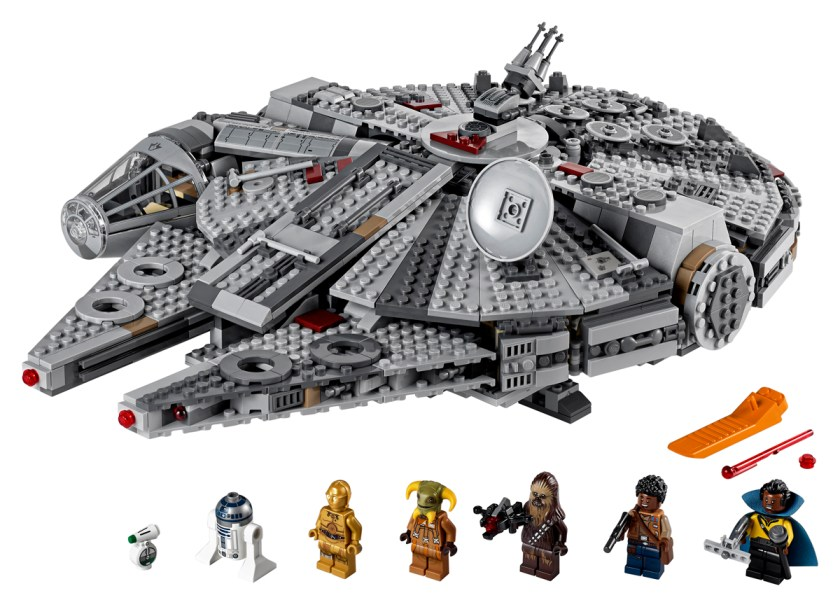 LEGO Star Wars The Rise of Skywalker