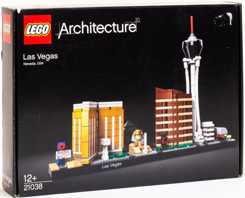 LEGO Architecture Las Vegas (21038)