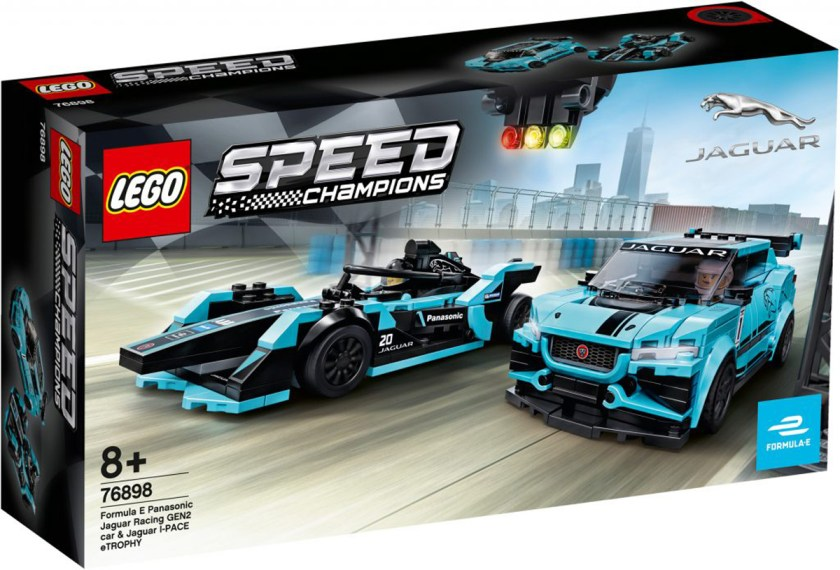New LEGO Speed Champions Set