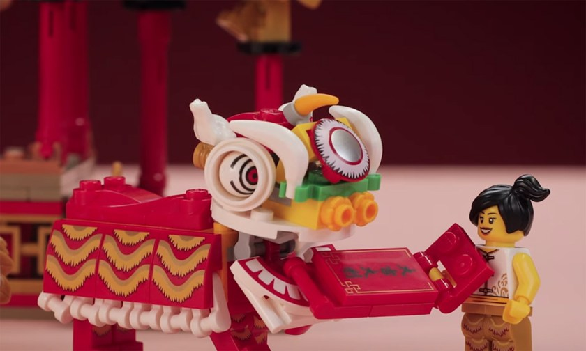 LEGO Chinese Festival Special Edition