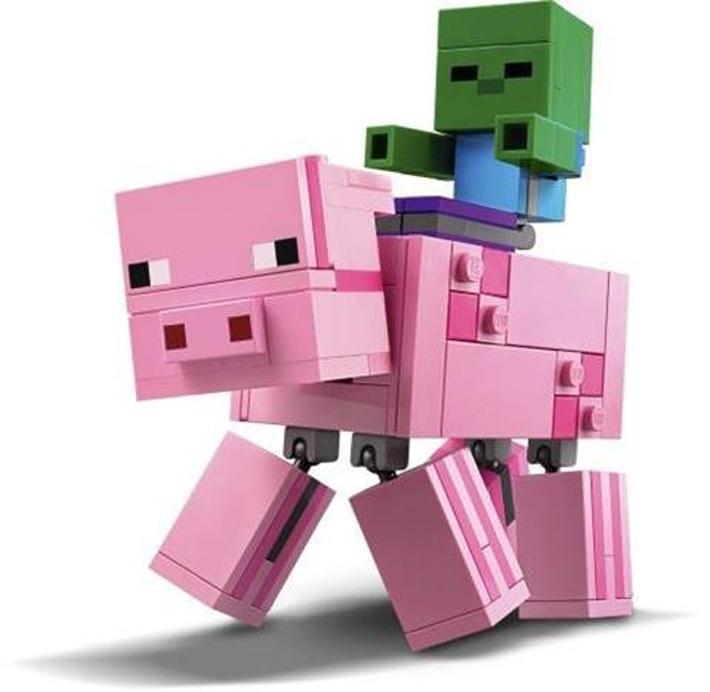 LEGO Minecraft 2020 Sets