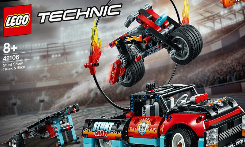LEGO Technic 2020 Sets Official Images Released