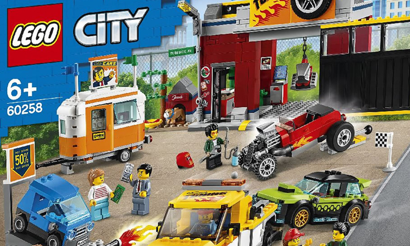 Check Out These Upcoming Lego City 2020 Sets