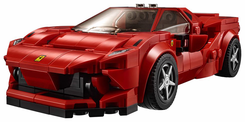 More 2020 LEGO Speed Champions Sets Are On Their Way
