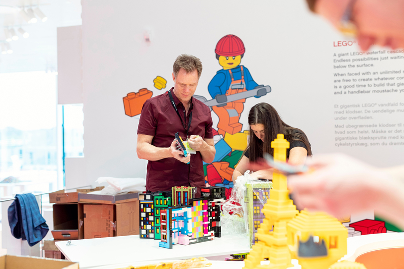 The LEGO Group Takes Over Bricklink