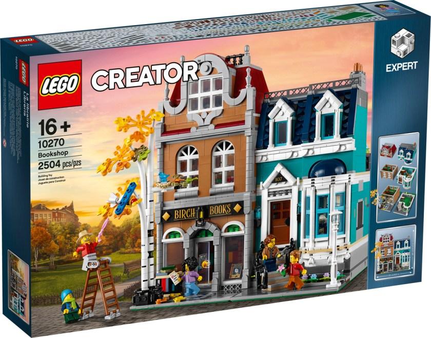 LEGO Creator Expert Bookshop (10270)