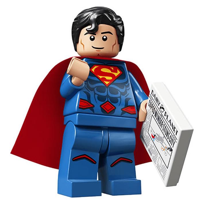 LEGO DC Comics Collectible Minifigures (71026)