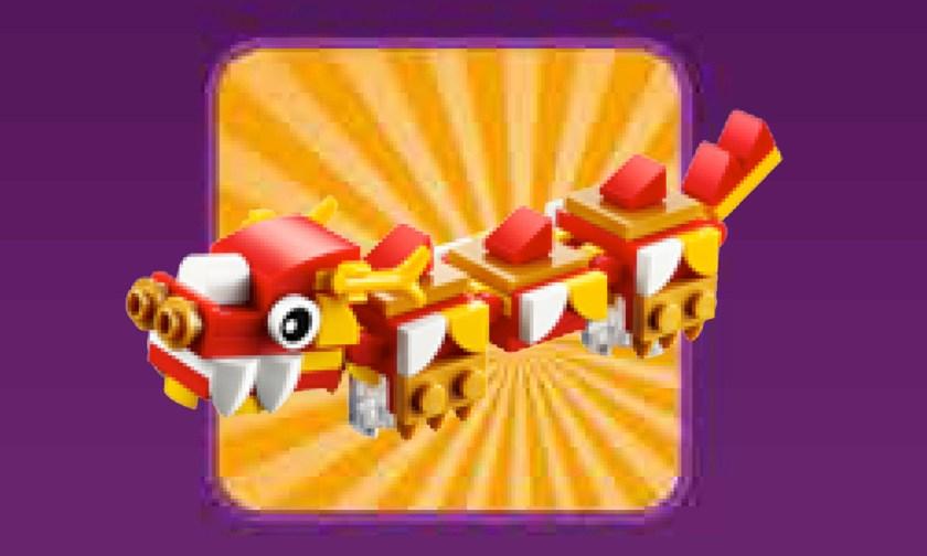 January 2020 LEGO Store Calendar