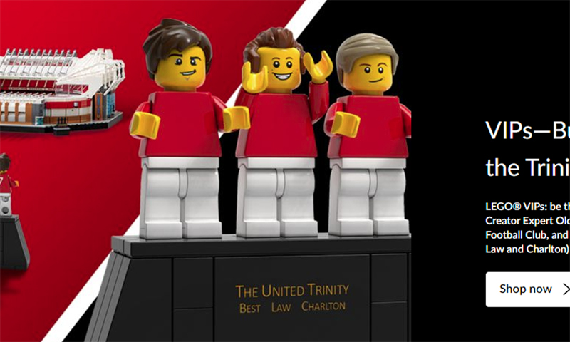 LEGO Creator Expert Old Trafford-Manchester United (10272) Now Available!