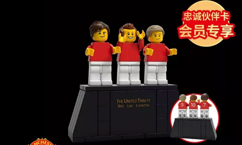 LEGO The United Trinity (6322264) Minifigures Promotional Revealed