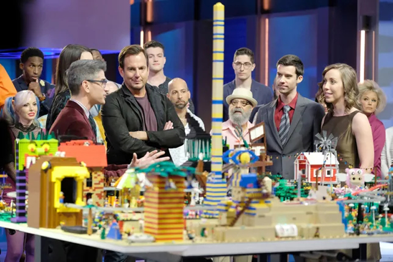 LEGO Masters US Will Be Joined By Other Celebrity LEGO Fans