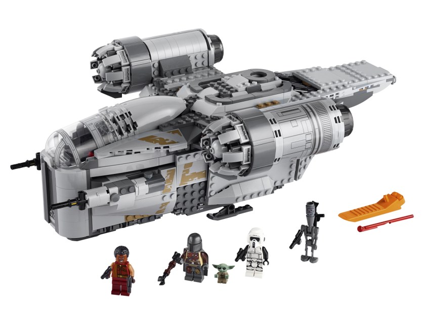LEGO Star Wars The Mandalorian Sets