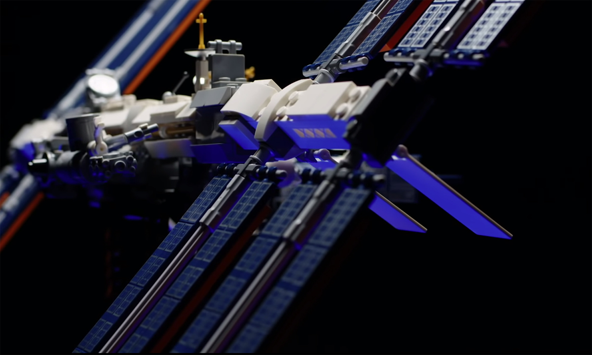 WATCH: LEGO Ideas International Space Station (21321) Designer Video
