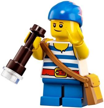 LEGO Ideas Pirates of Barracuda Bay