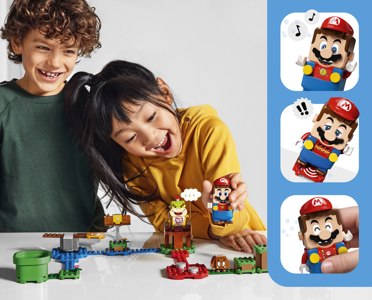 LEGO Super Mario Theme Officially Announced – More Details Revealed