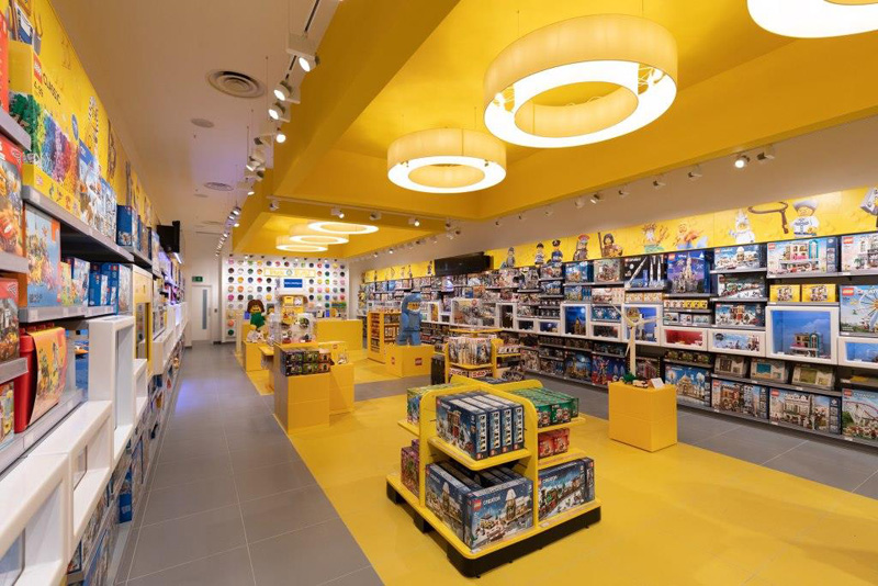 150+ LEGO Brand Stores to Close Amidst COVID-19 Pandemic