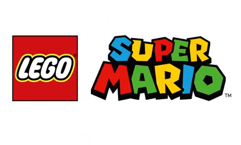 LEGO Super Mario is Really Happening!