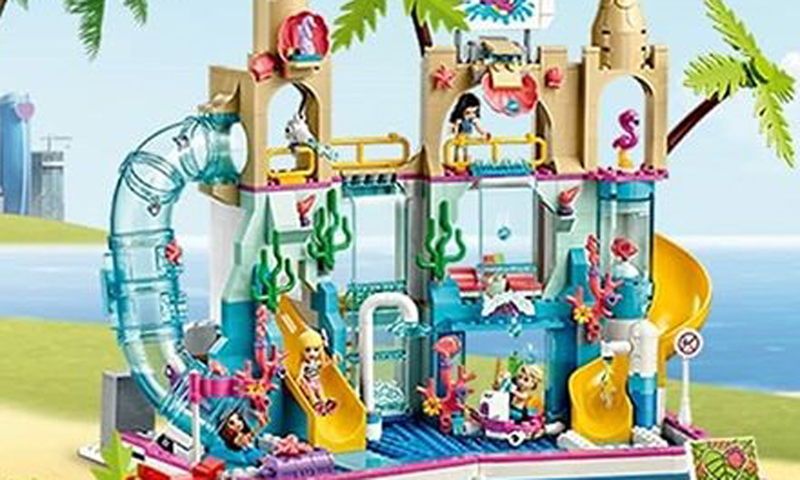 First Images of LEGO Friends Summer 2020 Sets Appear