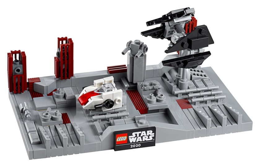 LEGO Star Wars Death Star II Battle