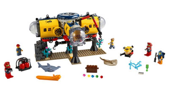 LEGO City Summer 2020