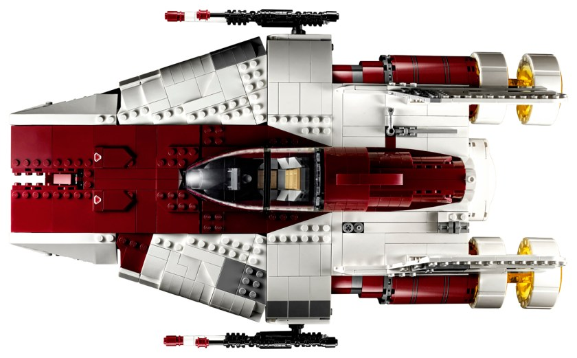 LEGO Star Wars UCS A-Wing Starfighter