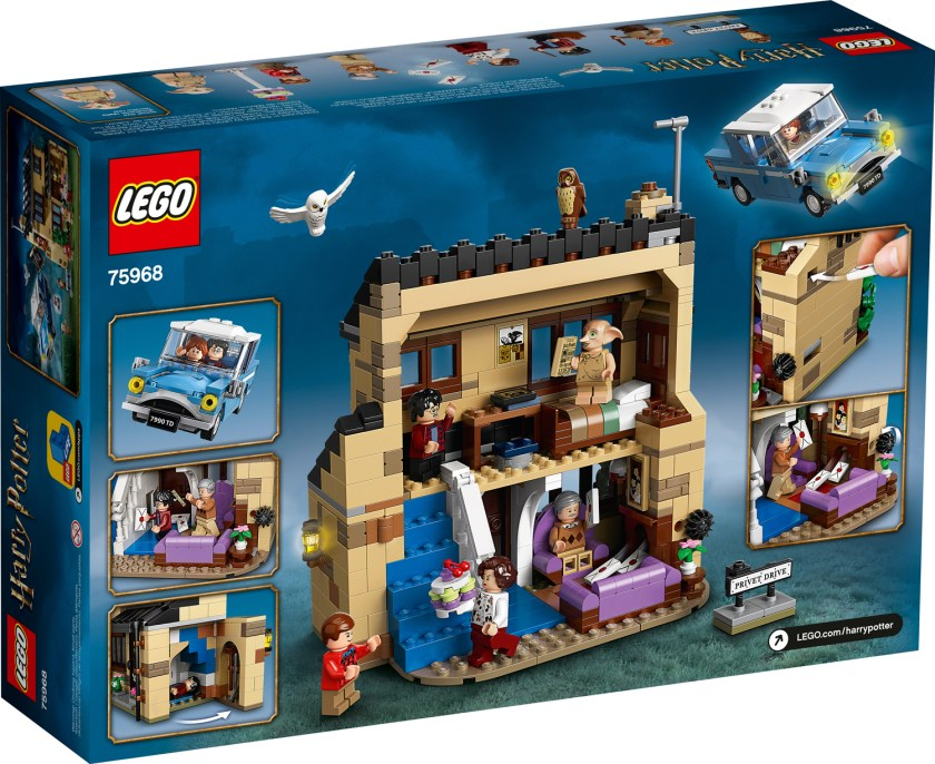LEGO Harry Potter Summer 2020