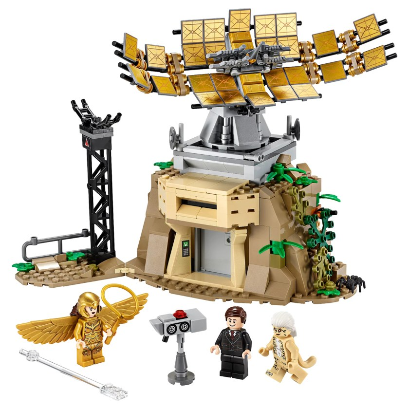 Film-Inspired Licensed LEGO Sets