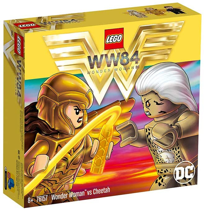 LEGO Wonder Woman vs Cheetah (76157)