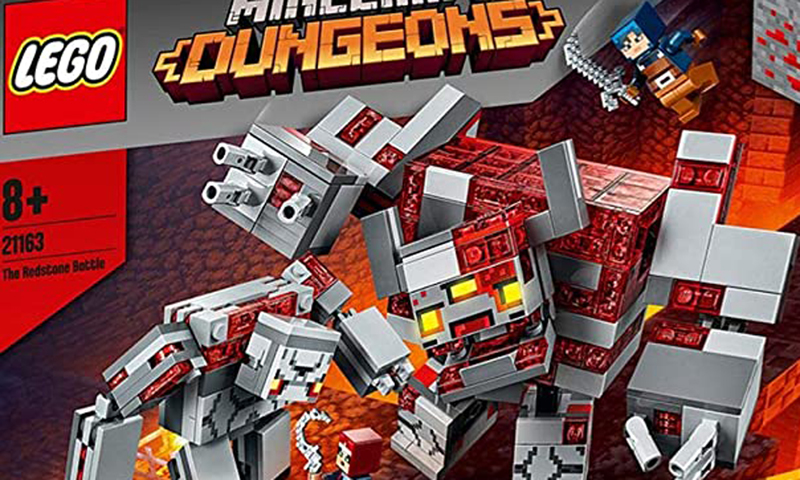 ICYMI: New LEGO Minecraft The Redstone Battle (21163) Now Listed Via Amazon UK