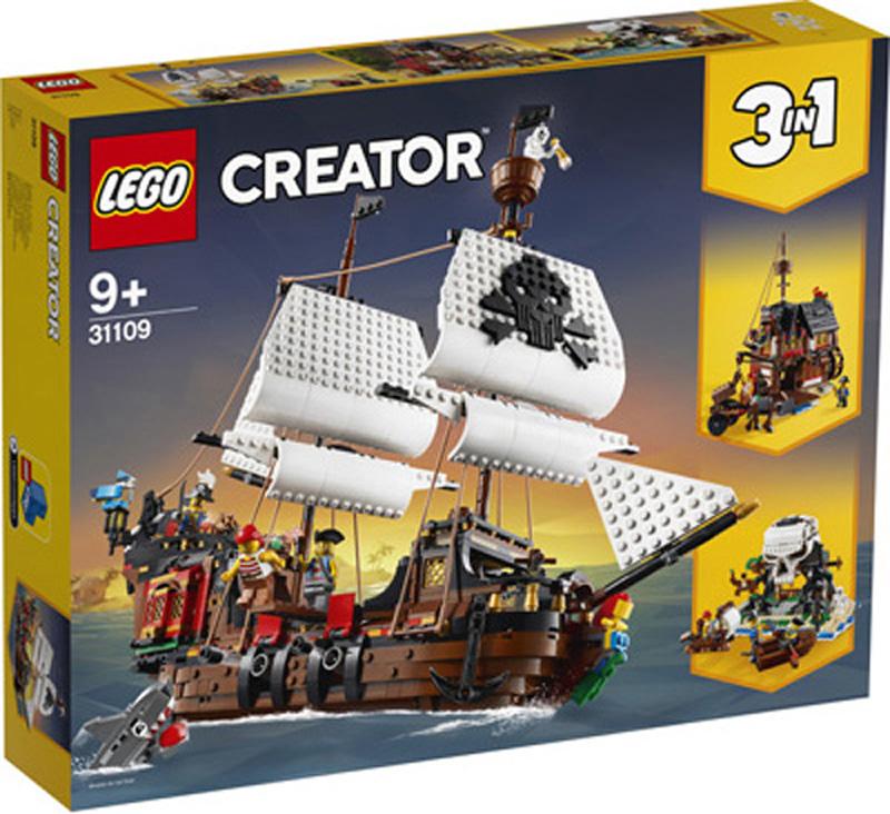 LEGO Creator 3-in-1 Summer 2020