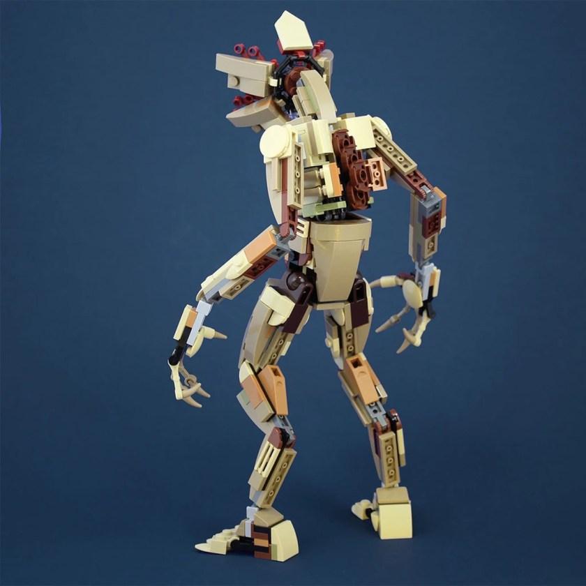 Custom LEGO Stranger Things Demogorgon
