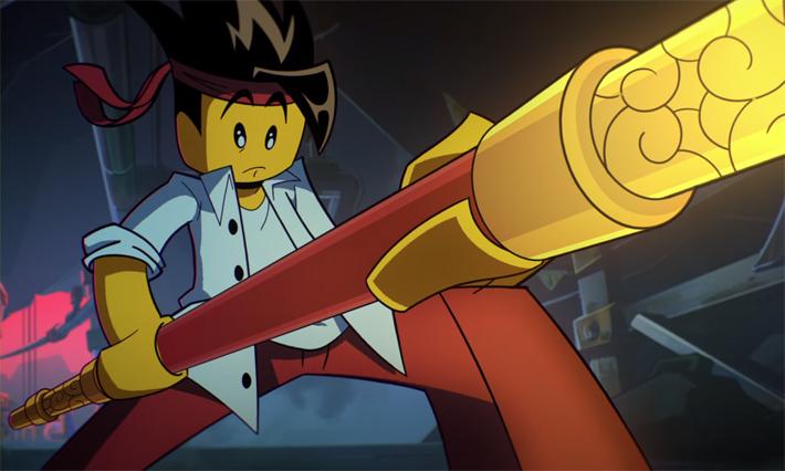 LEGO Monkie Kid Animated Series