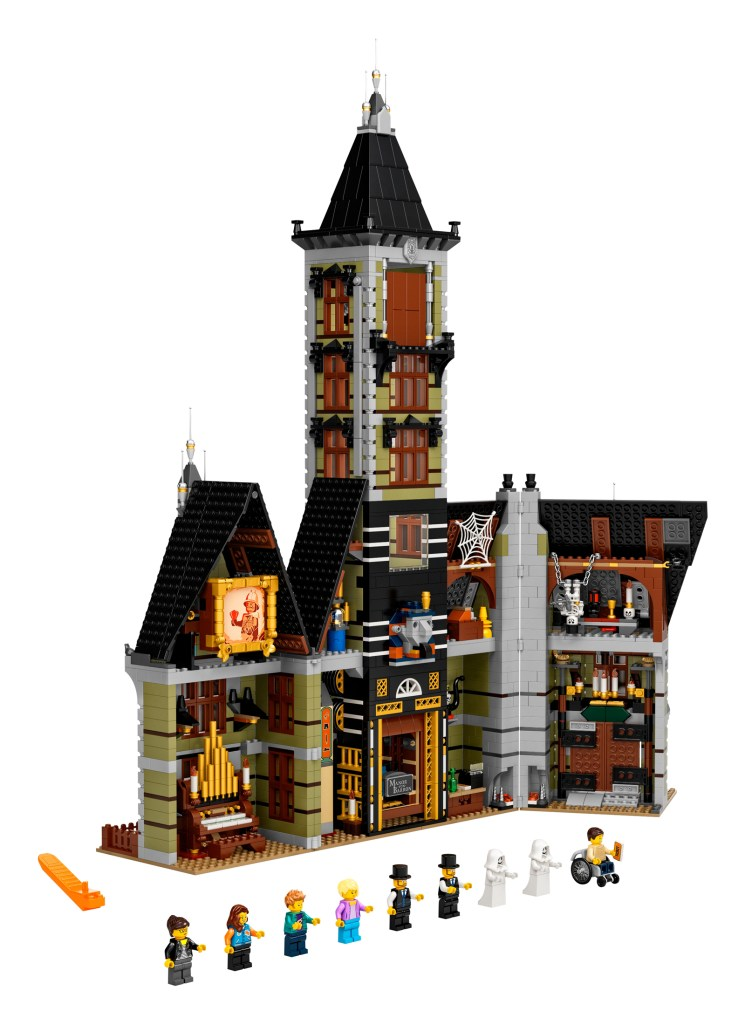 LEGO Haunted House (10273)