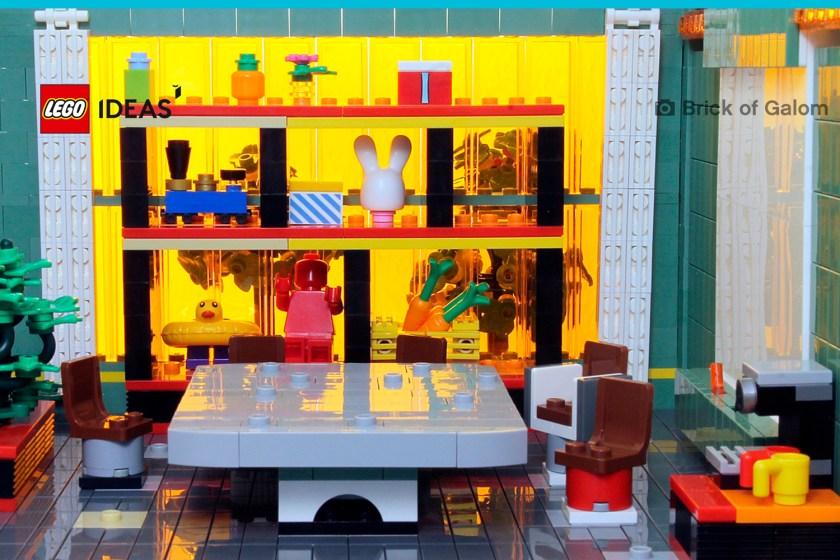 LEGO Ideas Custom Backgrounds