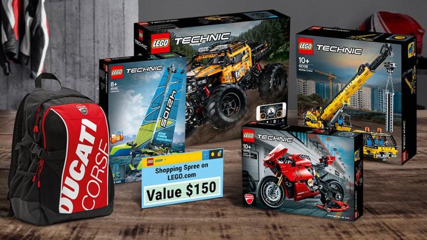 LEGO Ideas The Ultimate Tour