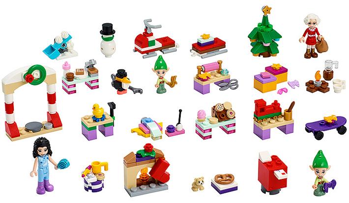 Lego Friends Christmas Calendar 2020 LEGO Friends Advent Calendar 2020 (41420) Set Images Now Up