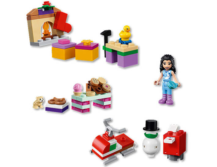 LEGO Friends Advent Calendar 2020