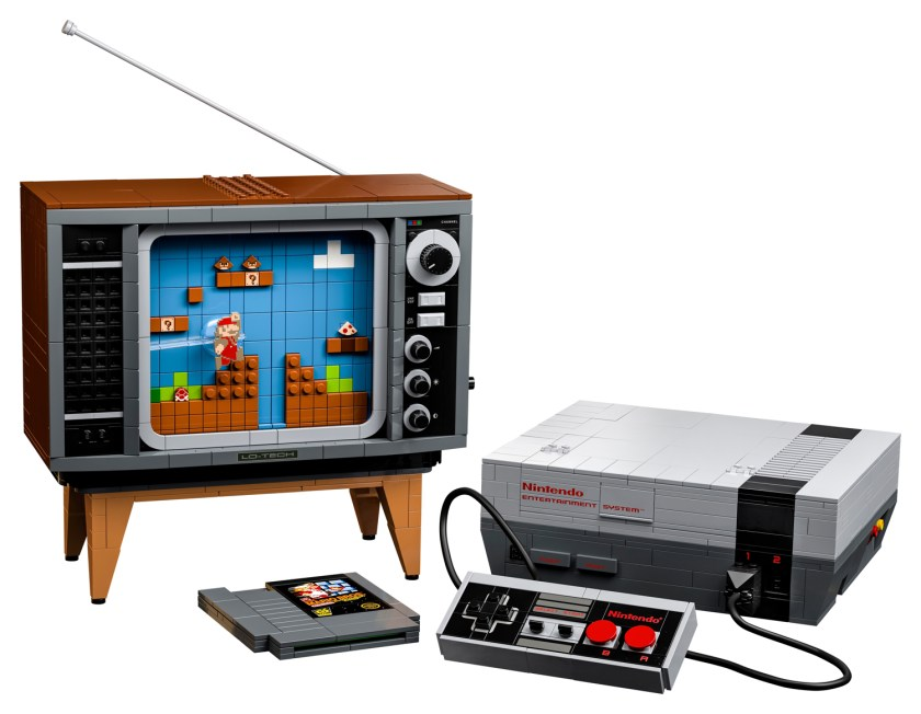 LEGO Nintendo Entertainment System (71374)