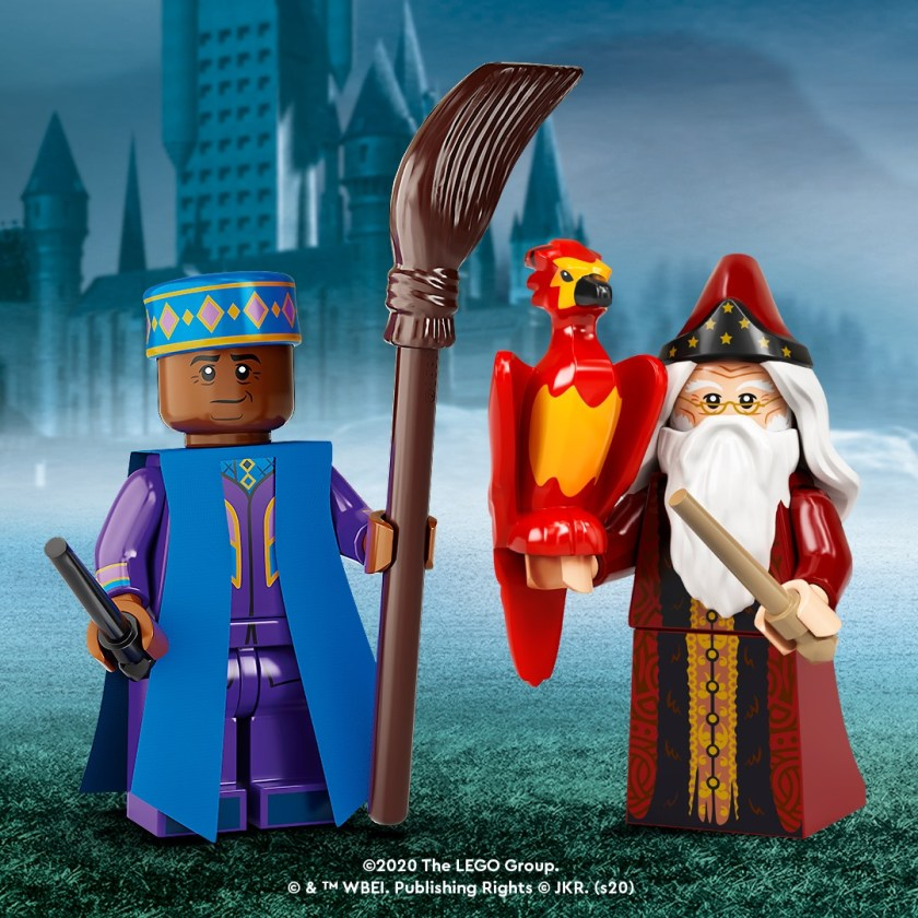 LEGO Harry Potter Collectible Minifigures Series 2
