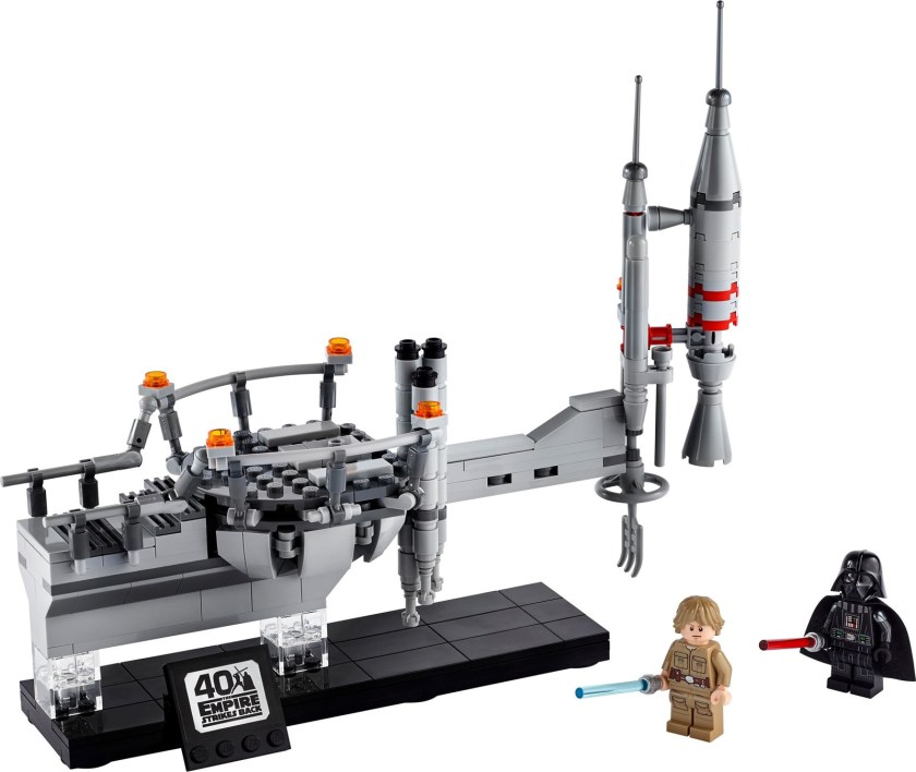 LEGO Star Wars Bespin Duel