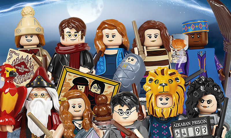 LEGO Harry Potter Collectible Minifigures Series 2 (71028) Officially Revealed