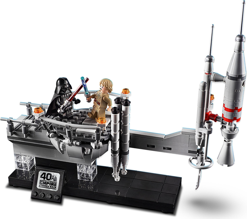 LEGO Star Wars Bespin Duel (75294) Now Up at LEGO Shop@Home