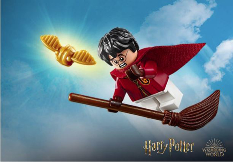 Earn Extra LEGO VIP Points By Testing Your Wizarding Knowledge