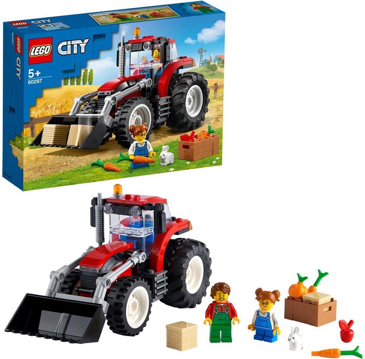 LEGO City 2021 H1 Set and Box Art Images Revealed