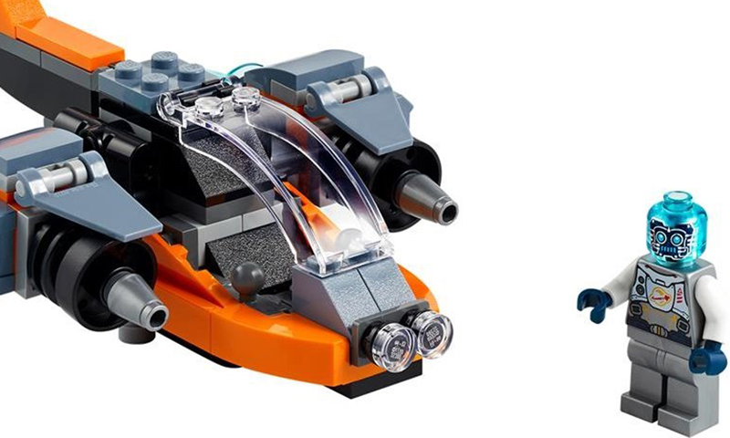 Take a Look at this First Wave of LEGO Creator 3-in-1 2021 Sets