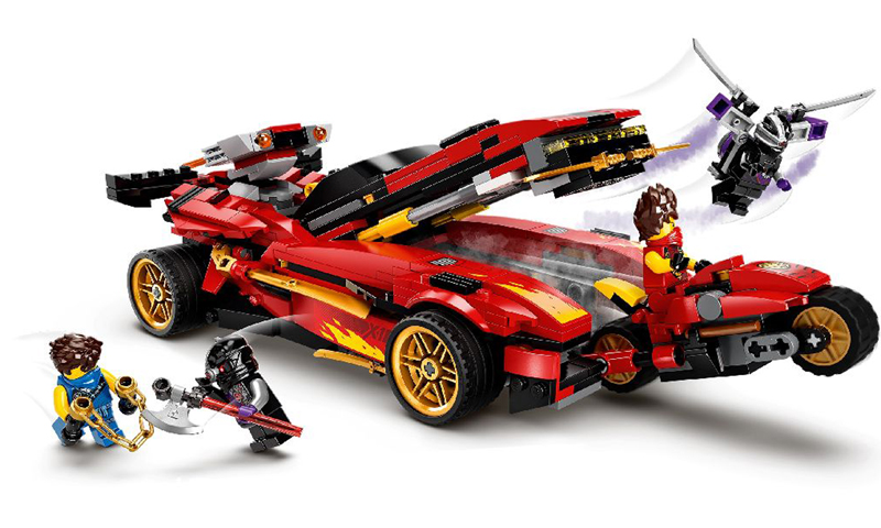 LEGO Ninjago 2021 First Wave of Set Images Released