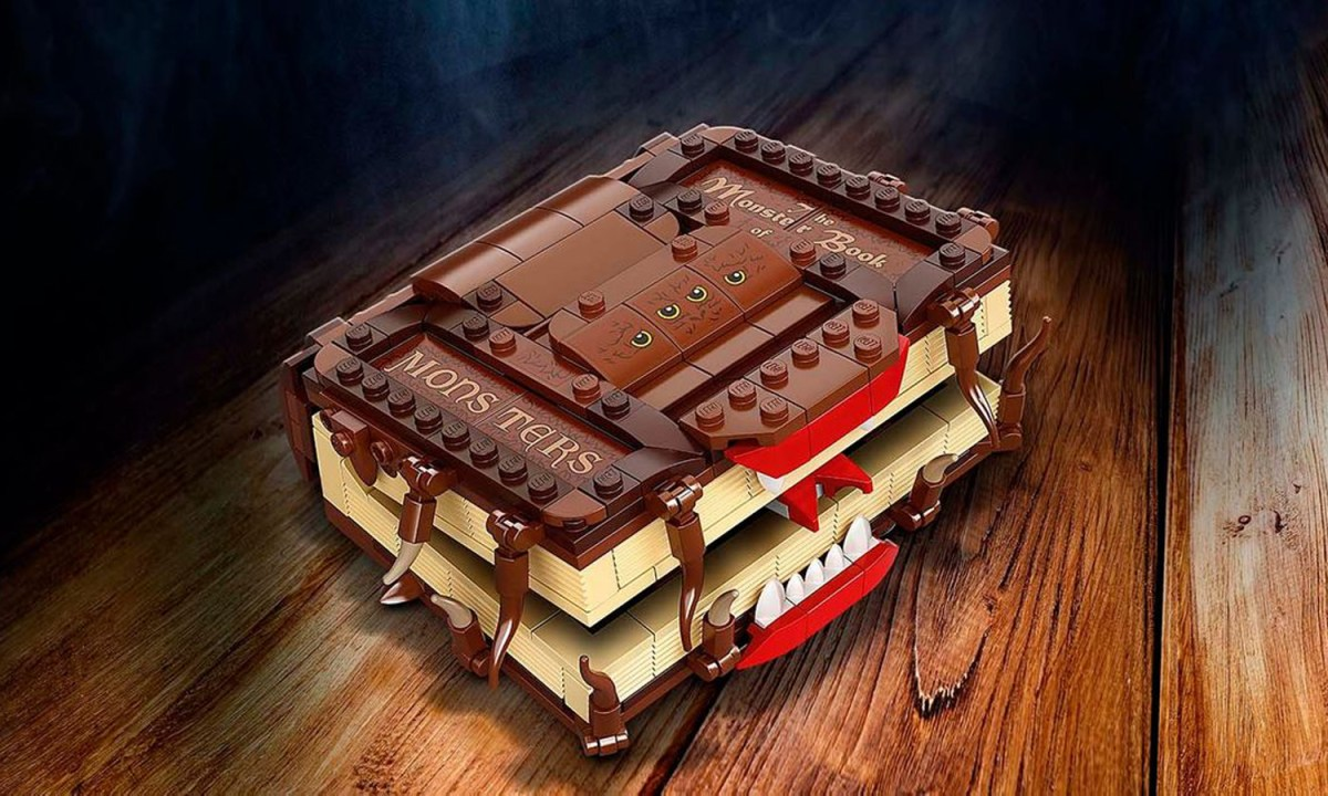 LEGO Harry Potter Book of Monsters