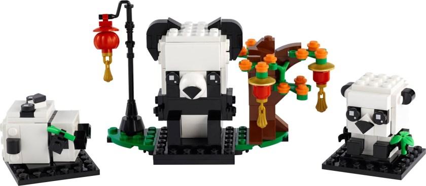 2021 LEGO BrickHeadz
