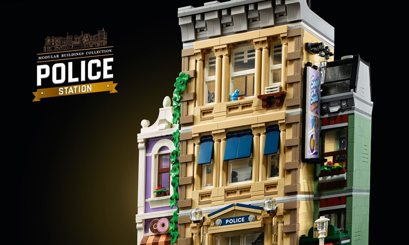 LEGO Creator Expert Police Station (10278) Launches in January 2021