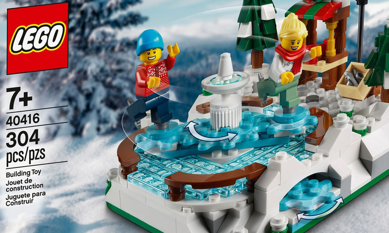 Be Sure To Catch These LEGO Promotional Items This December